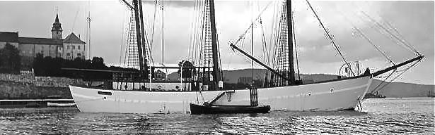 Polar Ship Maud - Roald Amundsen