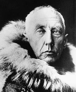 Roald Amundsen Polar hero Norway