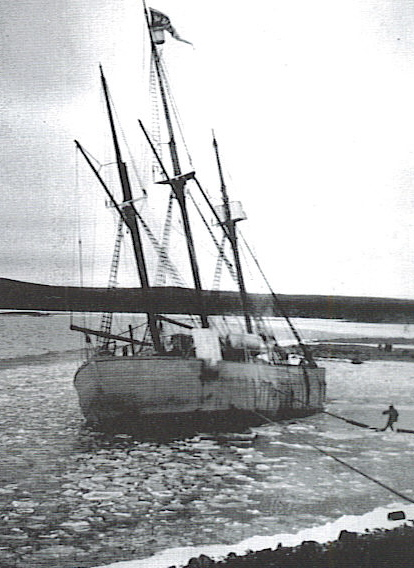 Maud / Baymaud - just sunk