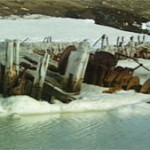 Feds deny export permit for Arctic shipwreck