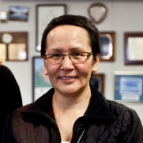 CB-BLOG: MEETING THE MAYOR OF CAMBRIDGE BAY