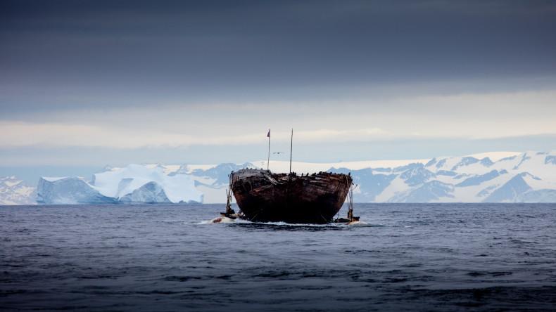 polarship maud greenland
