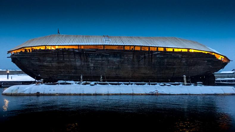 winter roof maud 2019